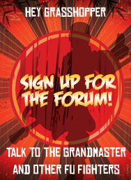 Sign up for the Forums!