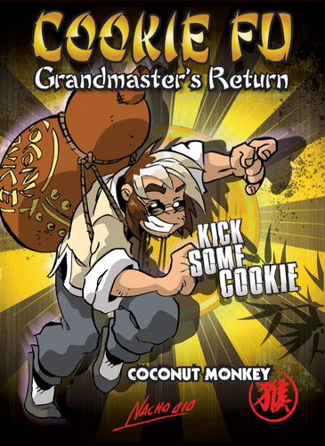 Cookie Fu - Coconut Monkey Clan Pack